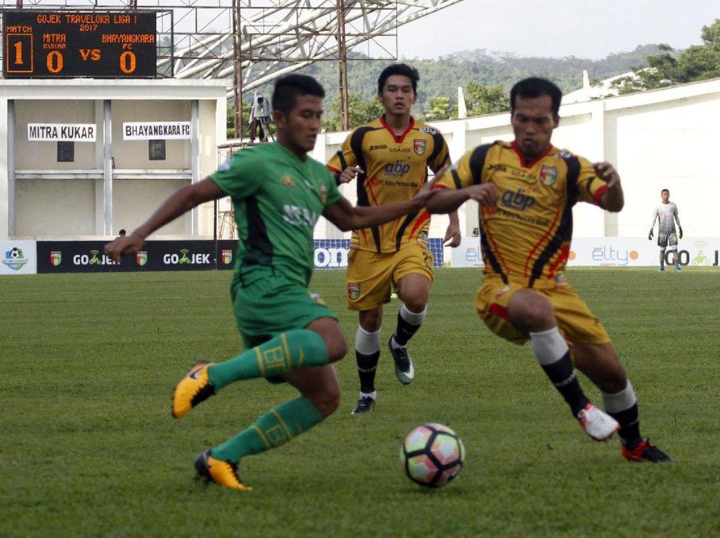 Bhayangkara FC: Aneh Jika Mitra Kukar Tidak Tahu Sissoko Terhukum