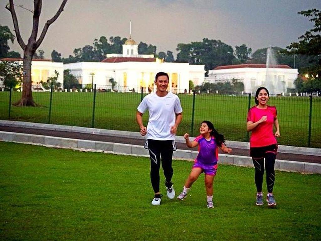 Tampil Fresh di Pernikahan Kahiyang, Ini Olahraganya Annisa Pohan