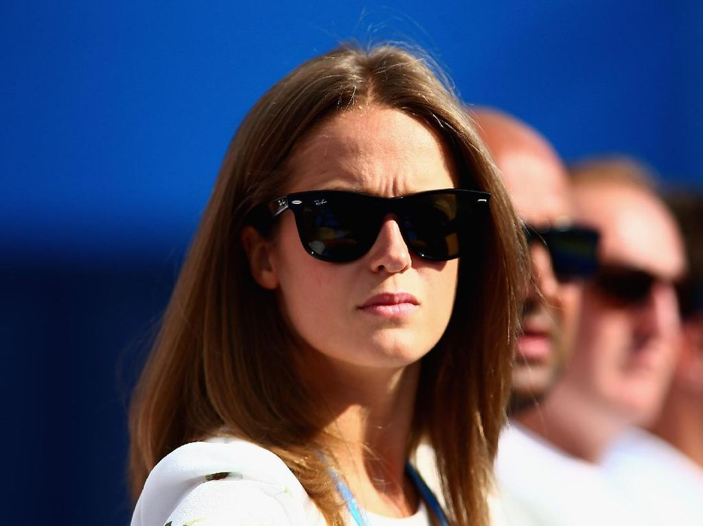 Hot Mom Kim Sears, Istri Andy Murray