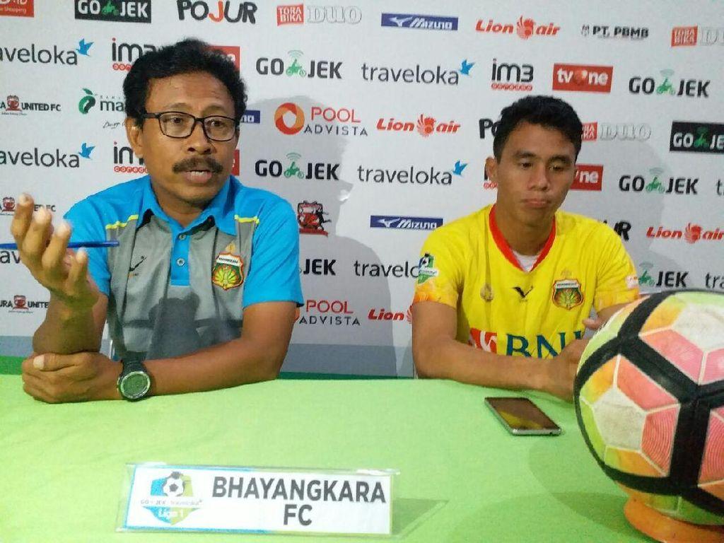 Bhayangkara FC Tak Akan Terpengaruh Hasil Bali United