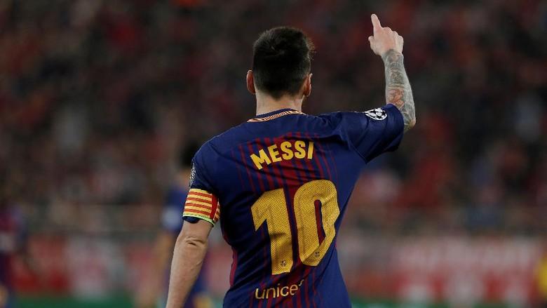 Hasrat Messi Kembali ke Klub Masa Kecilnya