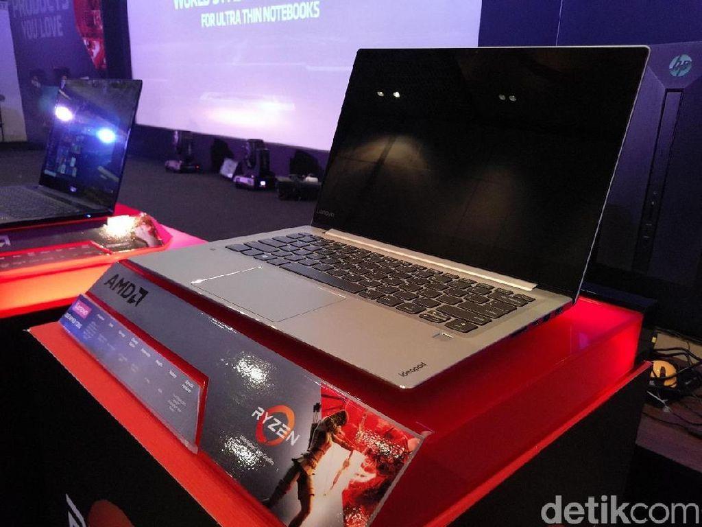 AMD Klaim Pasarnya Melonjak di Indonesia