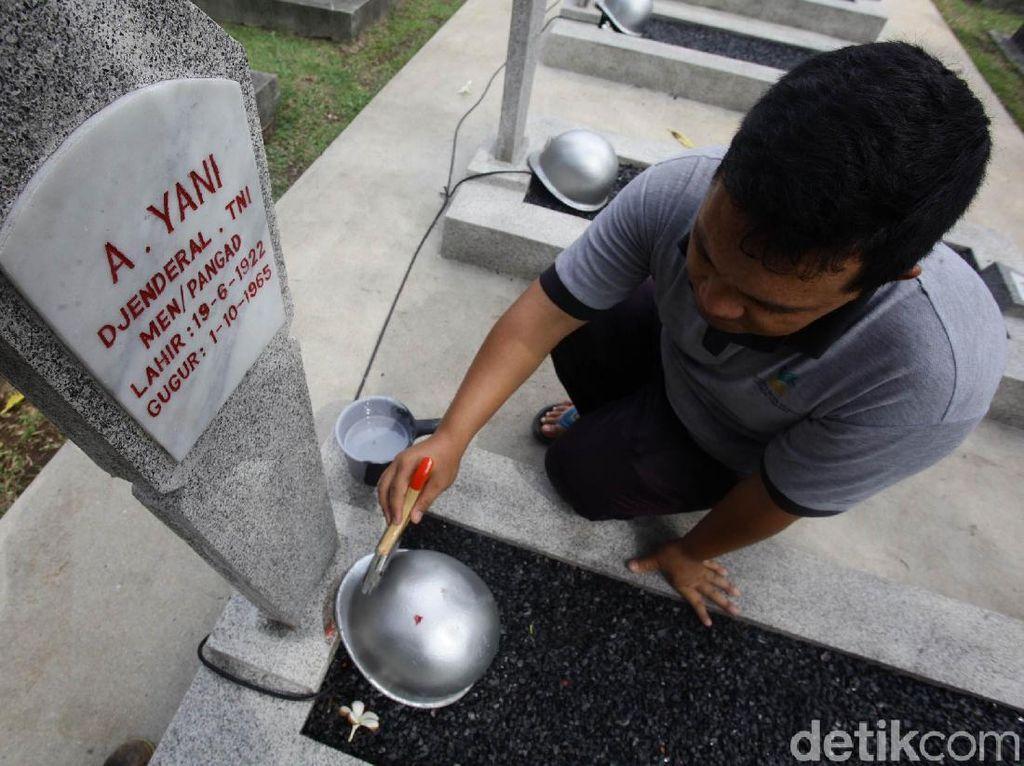 Jelang Hari Pahlawan, TMP Kalibata Berbenah