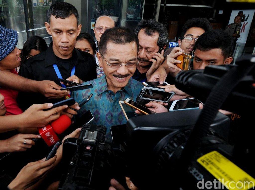Gamawan Fauzi Diperiksa KPK soal e-KTP