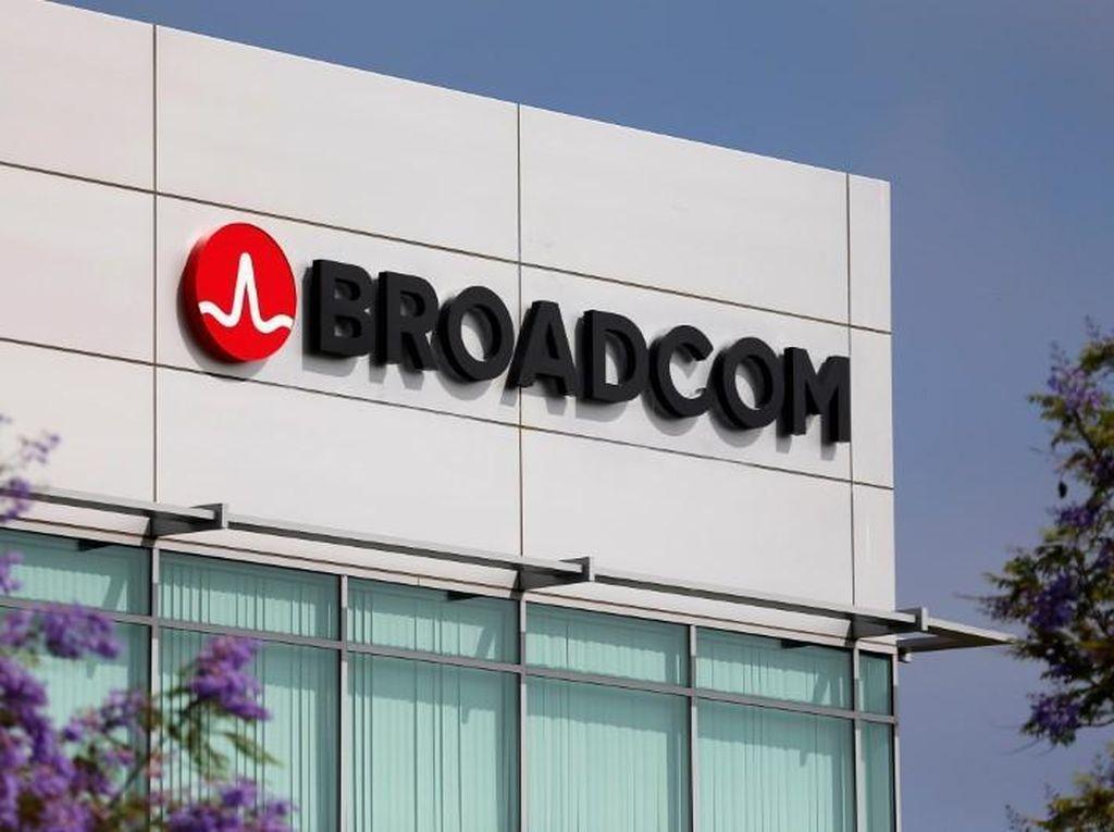Pindah ke AS, Broadcom Pantang Menyerah Beli Qualcomm