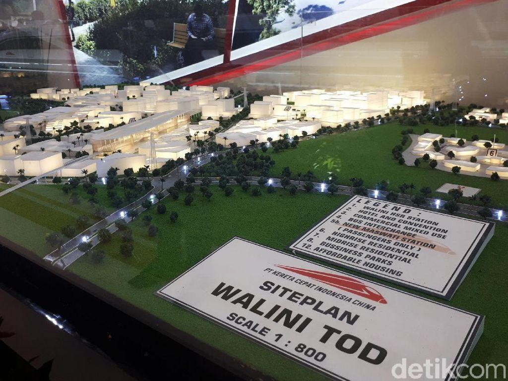 Stasiun Walini Batal Dibangun, Rencana TOD-Nya Ambyar?