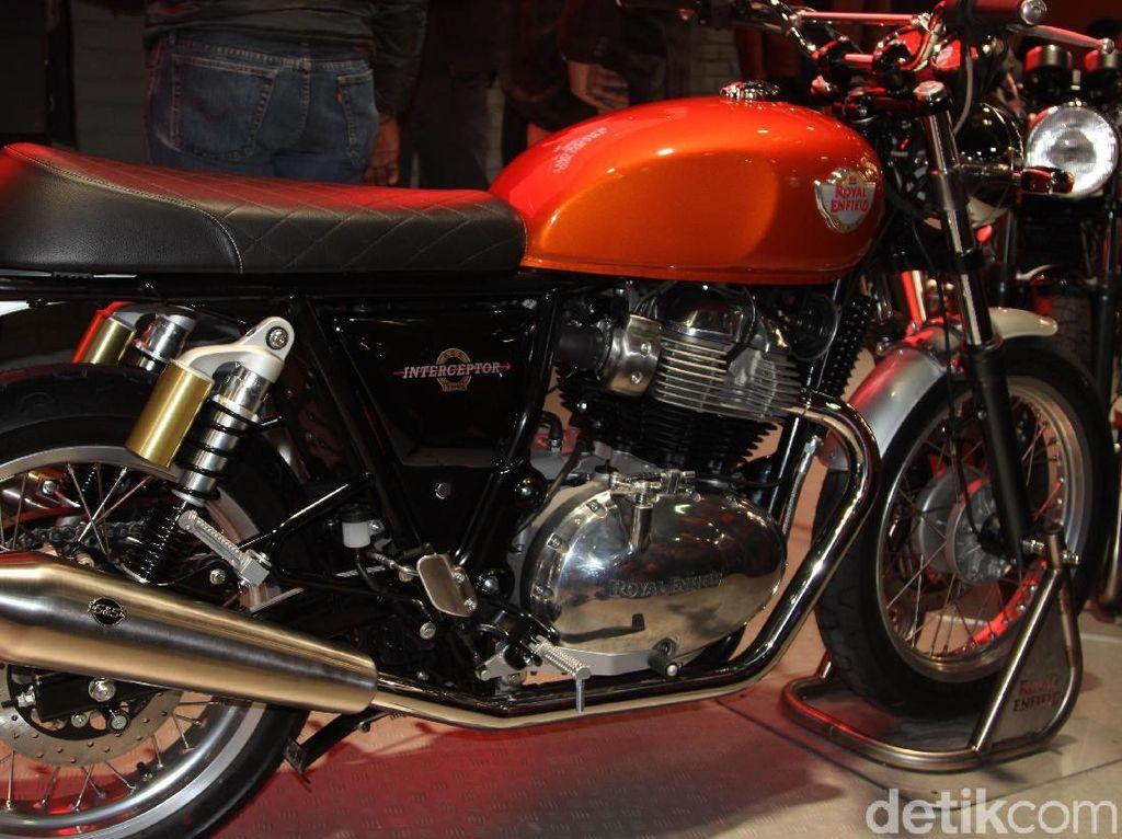 Motor Kembar 650 cc Royal Enfield Siap Meluncur di Indonesia