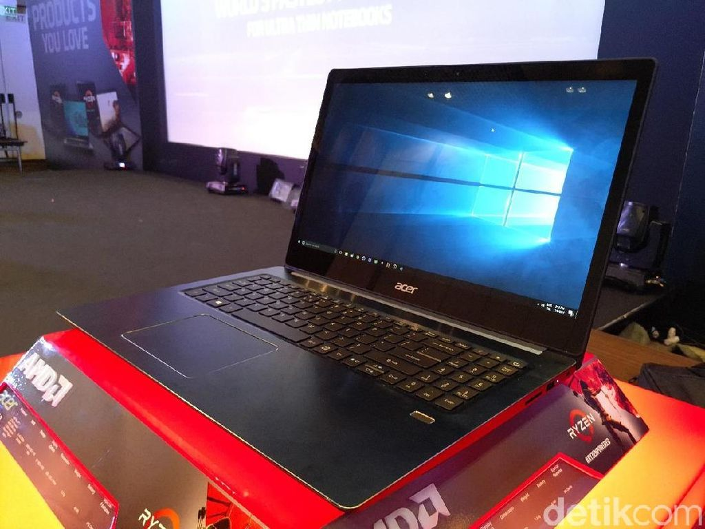 Deretan Laptop Bertenaga Prosesor Ultrathin Terkencang Dunia