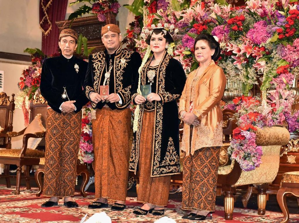 Suvenir Pernikahan Anak Jokowi hingga Baim Wong Jadi Tren di  2019