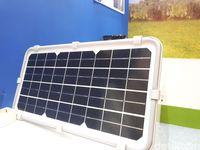Panel Surya mini untuk lampu jalan