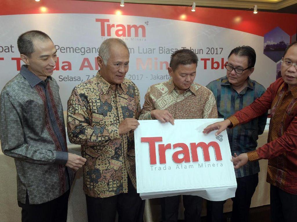 Tingkatkan Kinerja, Tram Ubah Nama dan Logo