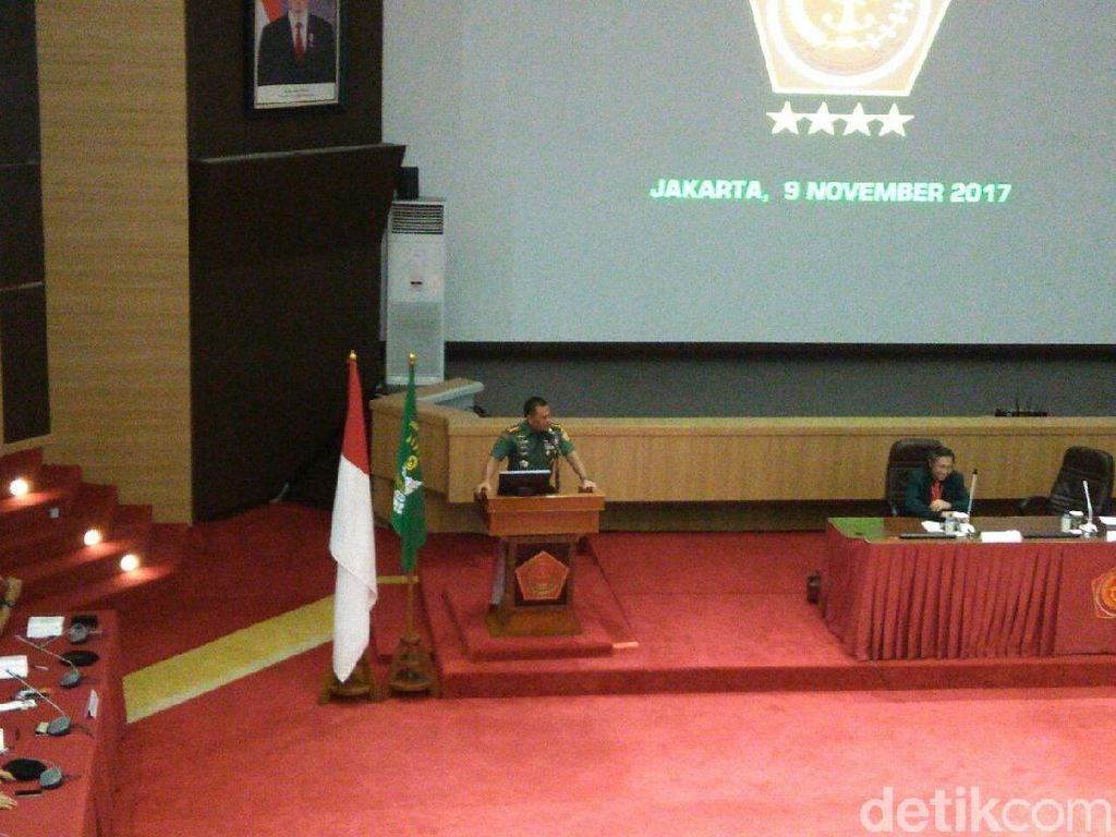 Panglima TNI: Indonesia Rentan terhadap Penyakit Menular Global