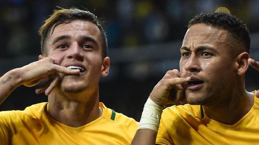 Neymar Sebut Enam Pemain yang Bisa Jadi Bintang di Piala Dunia 2018