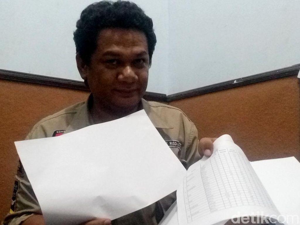 KPU Mojokerto Temukan 890 Keanggotaan Parpol Ganda