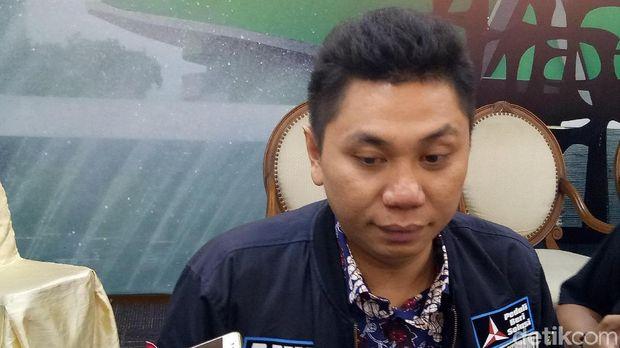 Buang Kebohongan Award untuk Andi Arief, PD Kaji Polisikan PSI