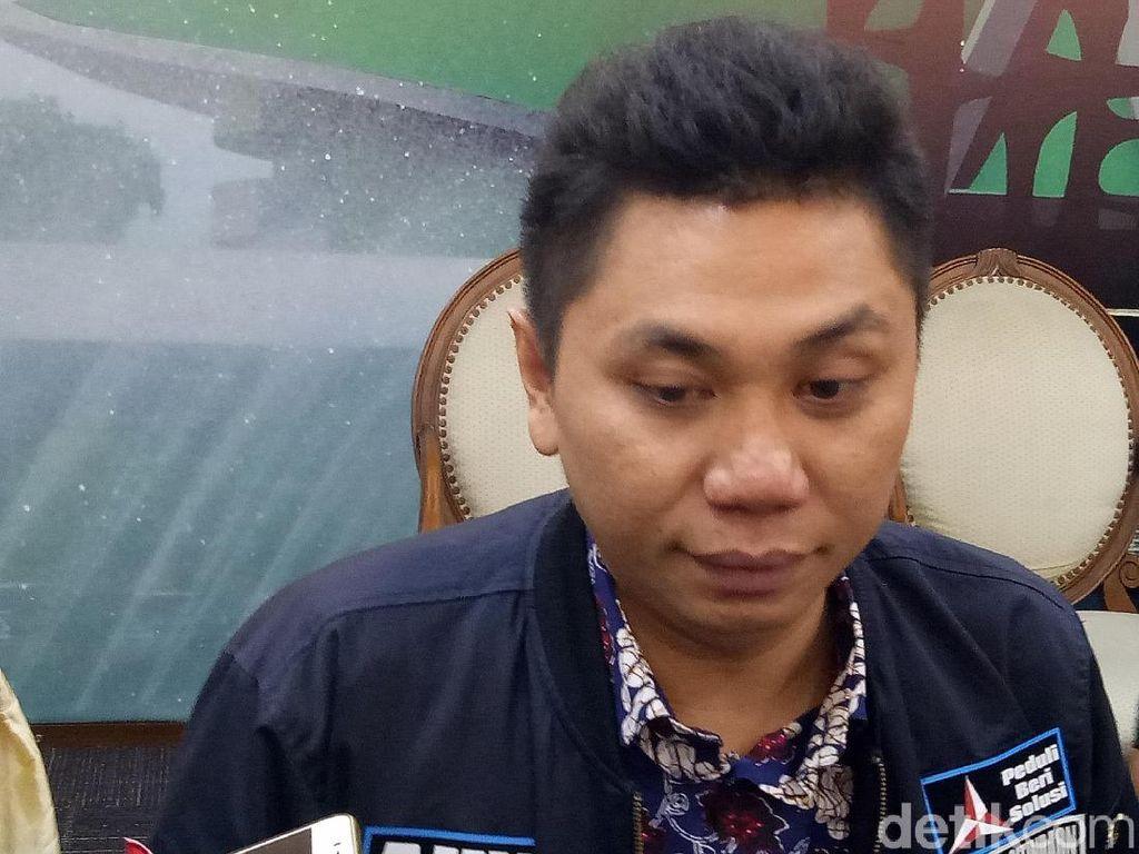 Andi Arief Sebut SBY-AHY Disalahkan karena Prabowo Kalah, Ini Penjelasan PD