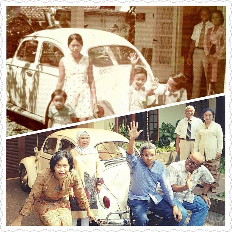 Keluarga Beetle dari Indonesia Jadi Perhatian VW Global