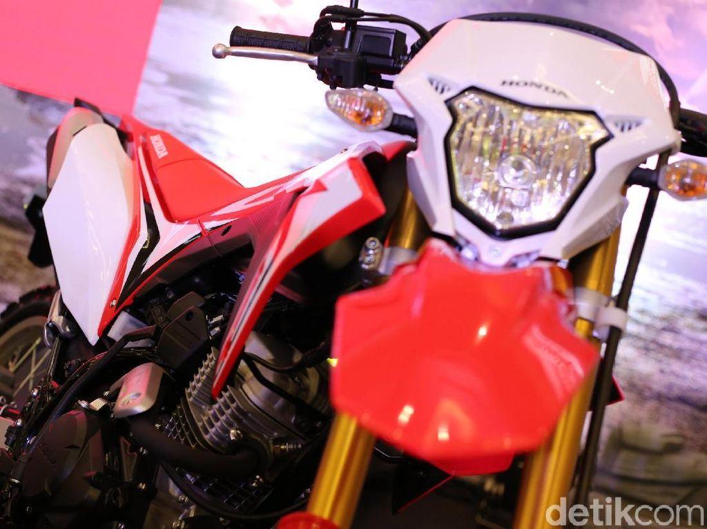 Siap Ekspor CRF150L ke Luar Negeri, Honda?