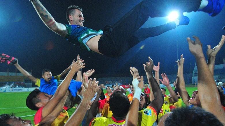 Madura United Klaim Ada yang Tak Wajar Sebelum Lawan Bhayangkara FC