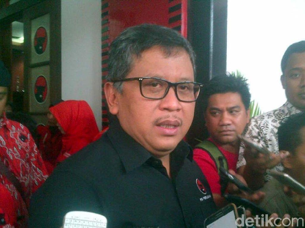 Rakernas PDIP Januari 2018 akan Bahas Pencapresan Jokowi
