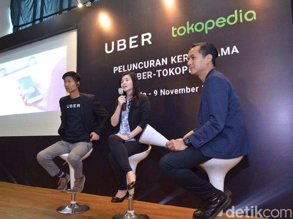 Geber Ekspansi, Uber Juga Minat Jadi Agen Pajak Seperti Go-Jek