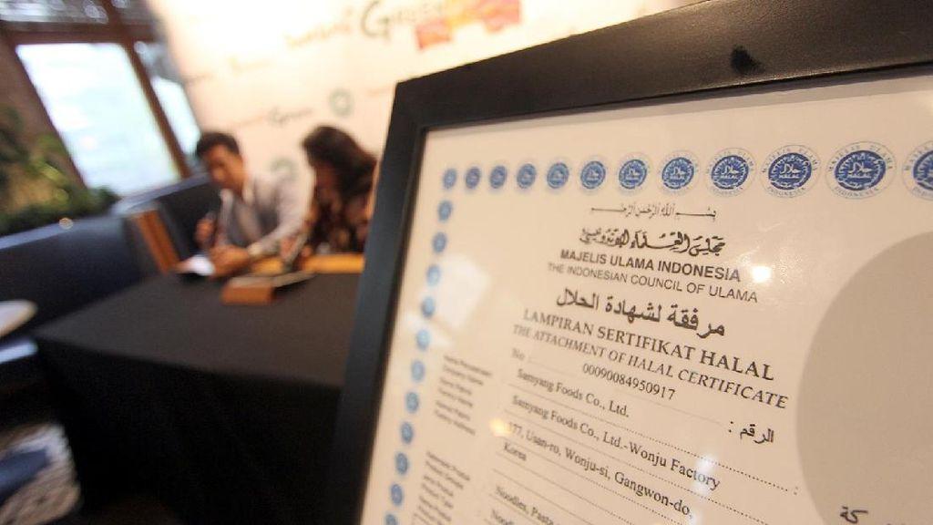 Mie Samyang Ini Raih Sertifikasi Halal MUI