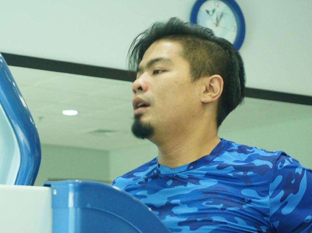 Pernah Overweight Saat Remaja, Bams Jadi Gila Olahraga