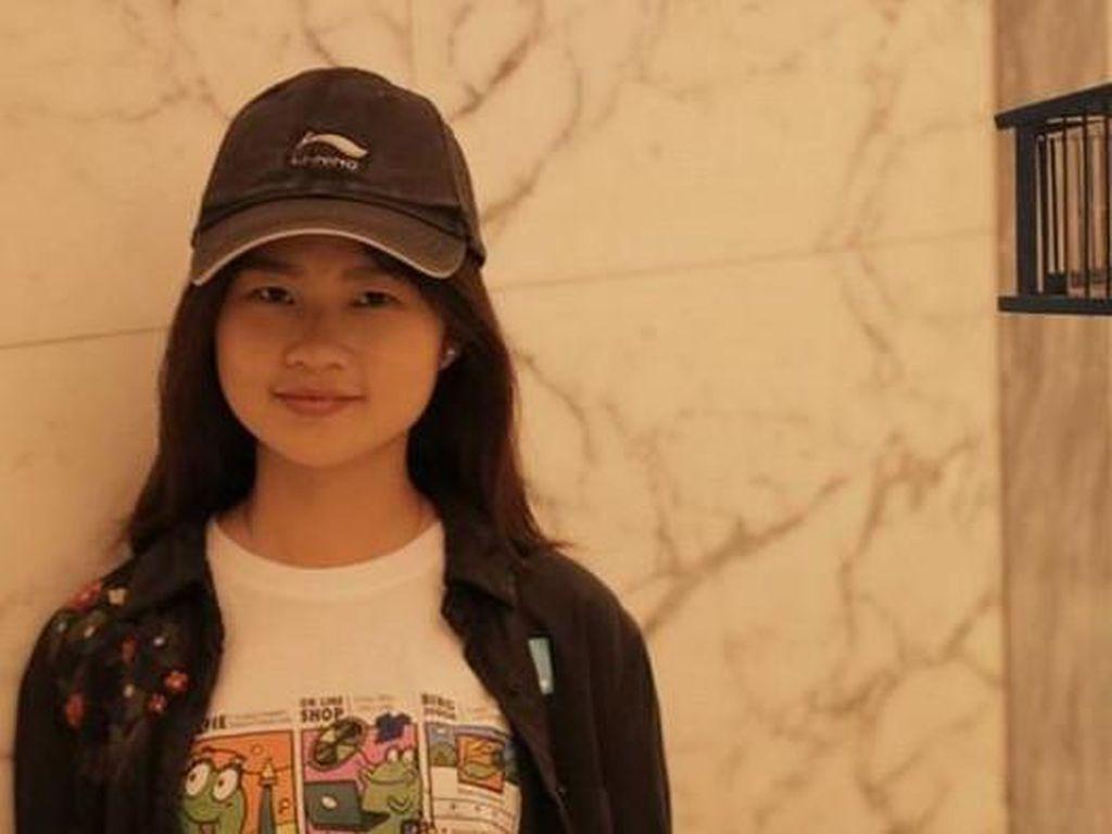 Felicia Tissue Ultah di Tengah Drama Asmara Kaesang, Ibunda Beri Doa