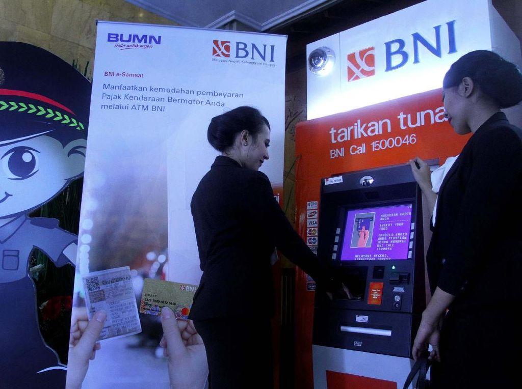 Transfer hingga Tarik Tunai ATM Terganggu, Ini Penjelasan BNI