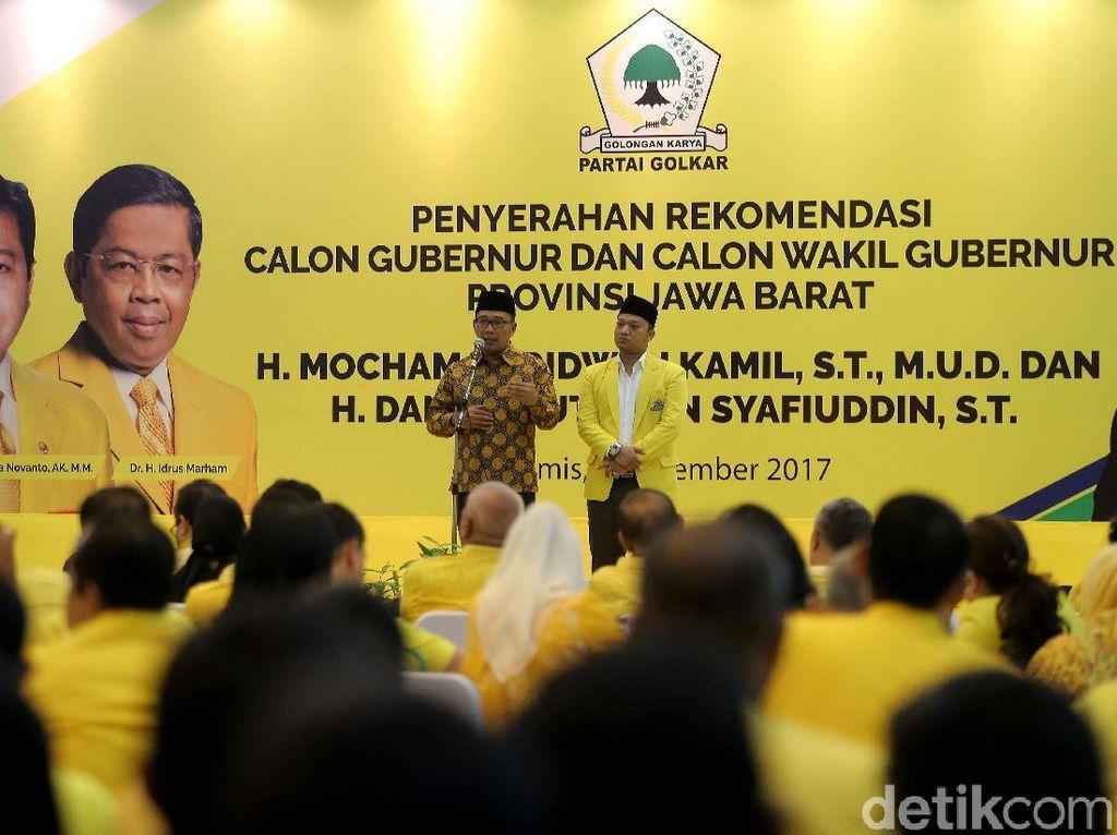 Daniel Pede Dongkrak Elektabilitas Ridwan Kamil di Pantura Jabar