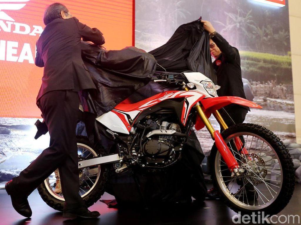 Honda Luncurkan Motor Trail 150 cc