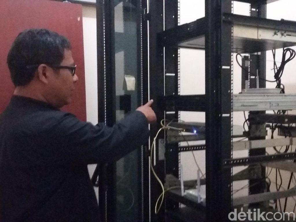 Perekaman e-KTP di Tasikmalaya Dihentikan Akibat Server Rusak