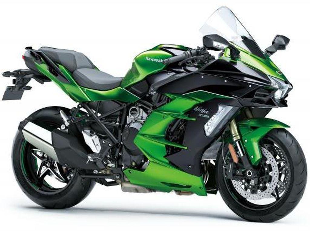 Kawasaki Ninja H2 SX, Monster Versi Sport Tourer