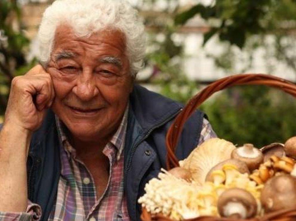 Chef Antonio Carluccio Meninggal di Usia 80 Tahun