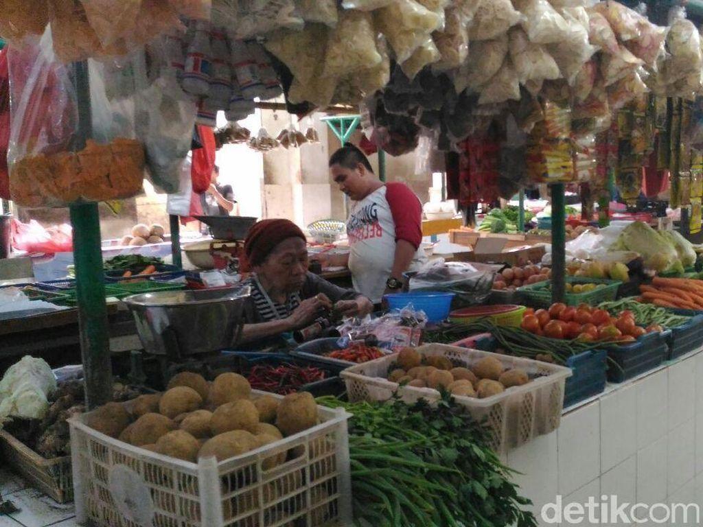 Musim Hujan Harga Pangan di Pasar Mulai Naik, Ini Daftarnya