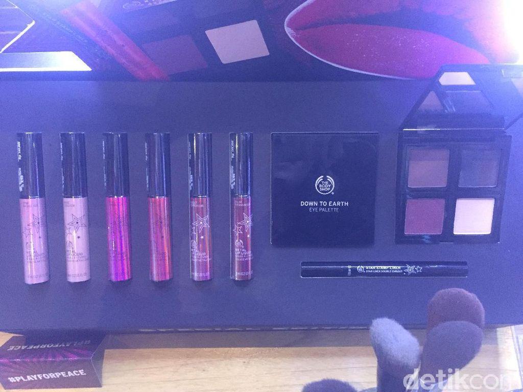 The Body Shop Rayakan Keberagaman Wanita Lewat Koleksi Makeup Terbaru