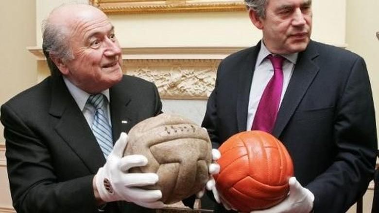 Evolusi Bola-Bola Piala Dunia (1)