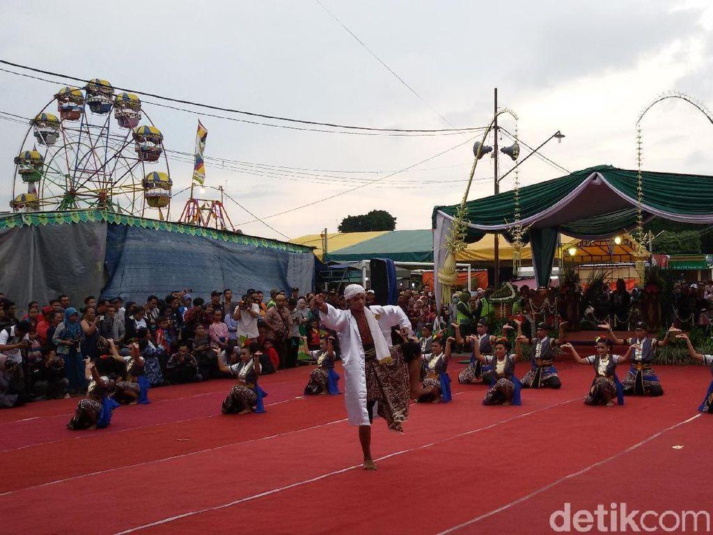 Asyik! Pasar Malam Sekaten di Yogyakarta Resmi Dibuka Hari Ini