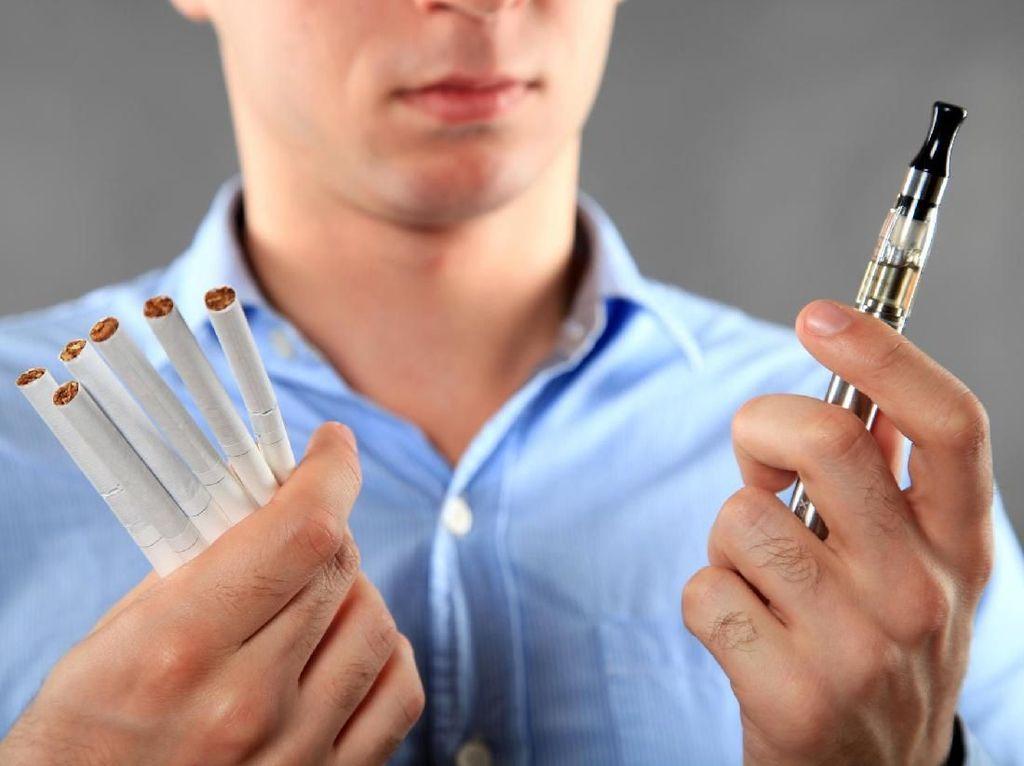 Buat yang Masih Ngeyel, Ini Buktinya Vape Sama Bahayanya dengan Rokok
