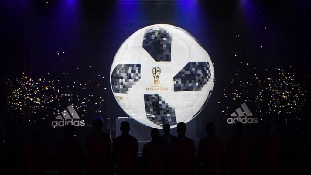 Video: Ini Rupa Telstar 18, Bola Resmi Piala Dunia 2018