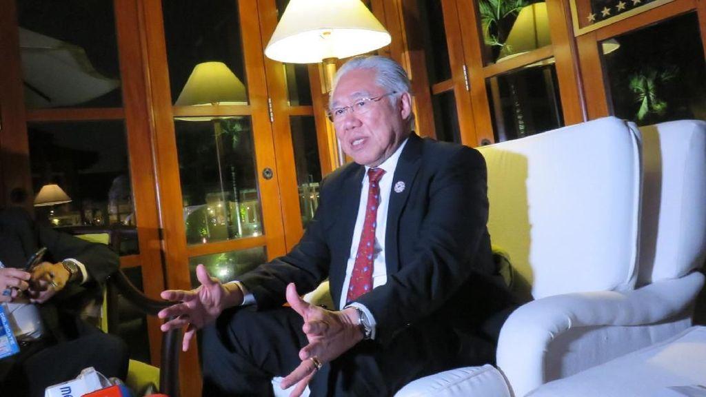 Sebelum Ditutup Jokowi, Pusat Promosi RI akan Direlokasi Mendag