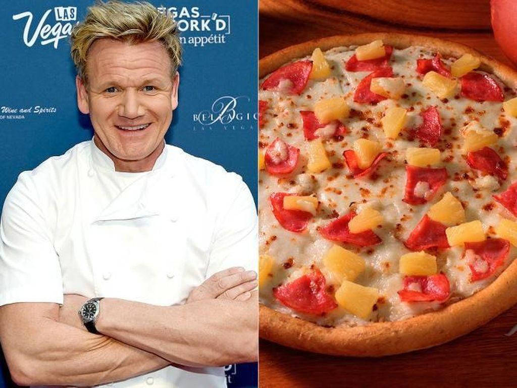 Martha Stewart dan Gordon Ramsay Ungkap Makanan yang Paling Tidak Mereka Suka