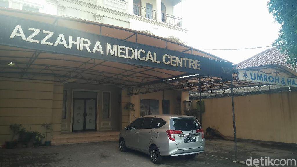 Foto: Suasana Klinik Azzahra, Lokasi Penembakan Brutal dr Letty