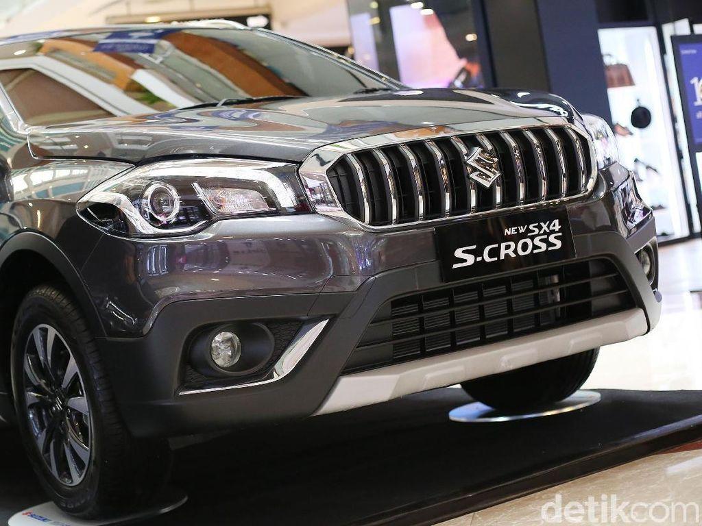 Tampang Anyar Suzuki S-Cross Facelift