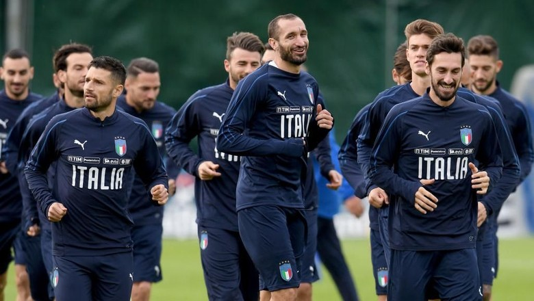 Pengaruh Buruk Gaya Guardiola ke Bek Italia di Mata Chiellini