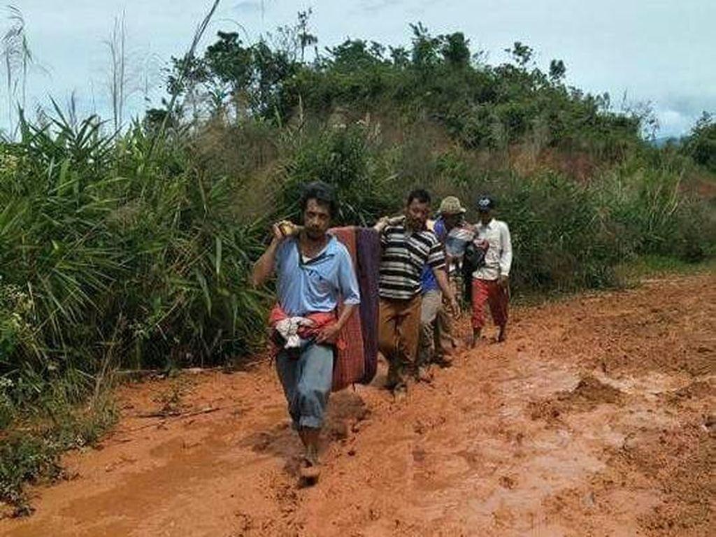 6 Orang Tewas Tersapu Banjir dan Longsor di Sumatera Selatan