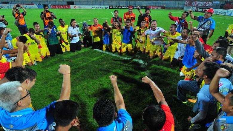 Kekecewaan dan Pelajaran Bhayangkara FC, Terkait Lisensi