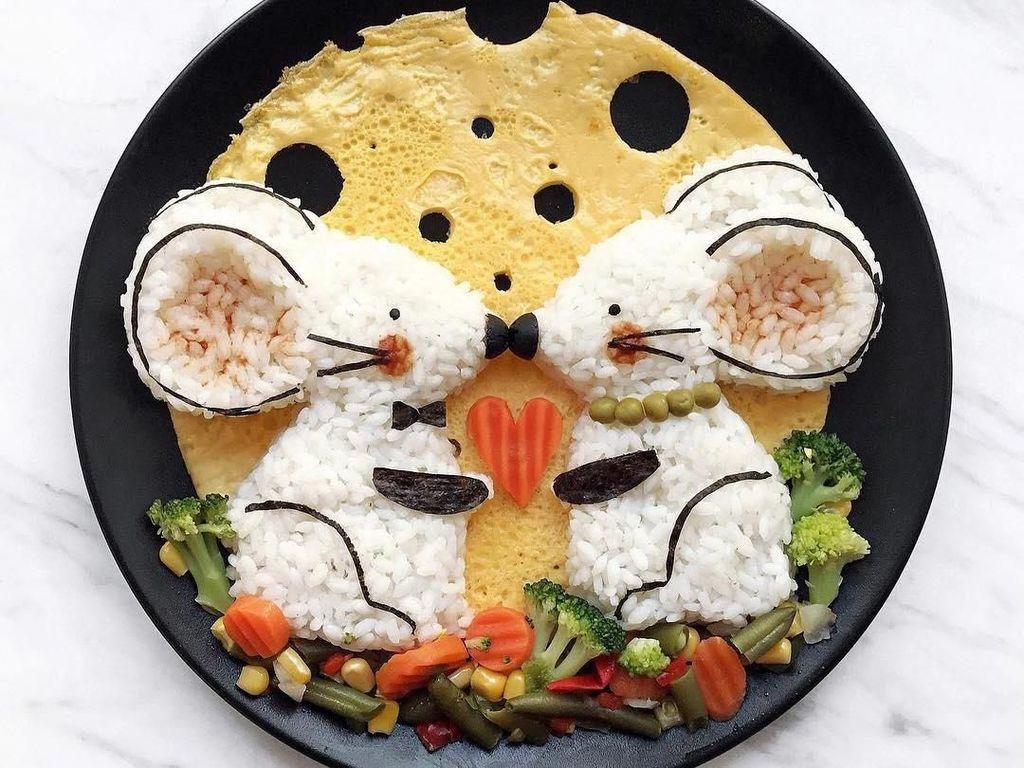 Unch! Unyu Banget Sih Makanan-makanan Ini