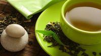 Teh hijau dengan paduan mint dan basil bisa membantu sehatkan tubuh.