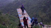 Desa Nglinggo di Kulonprogo yang memiliki spot selfie buat wisatawan (Shinta Angriyana/detikTravel)